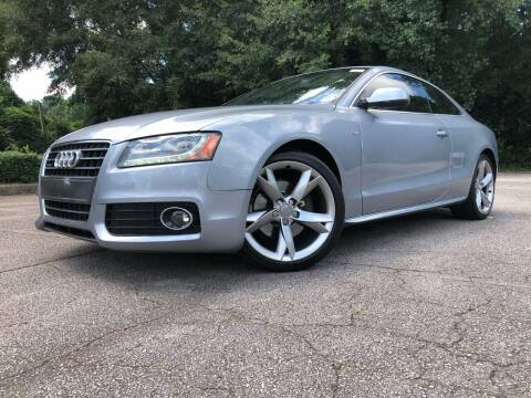 2011 Audi A5 for sale at El Camino Auto Sales in Gainesville GA