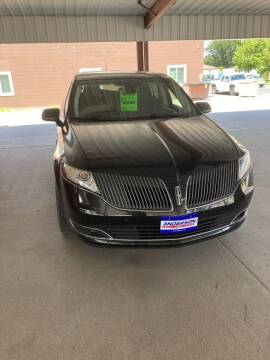 2015 Lincoln MKT for sale at Anderson Motors in Scottsbluff NE