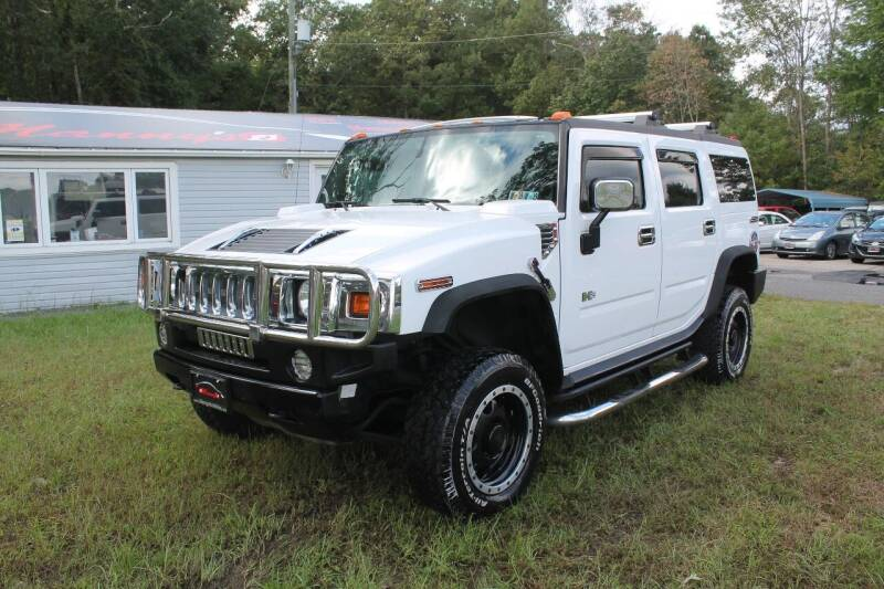 2005 HUMMER H2 for sale at Manny's Auto Sales in Winslow NJ