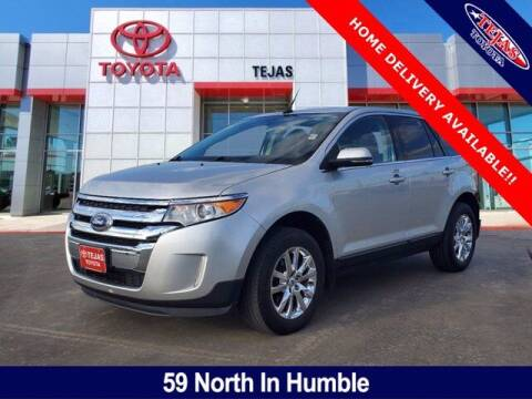 2014 Ford Edge for sale at TEJAS TOYOTA in Humble TX