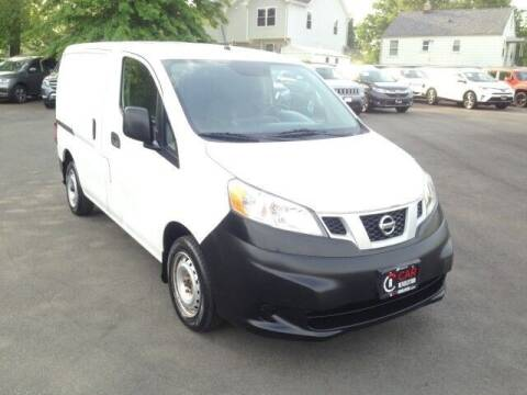 2014 Nissan NV200 for sale at EMG AUTO SALES in Avenel NJ