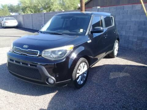 2016 Kia Soul for sale at 1ST AUTO & MARINE in Apache Junction AZ