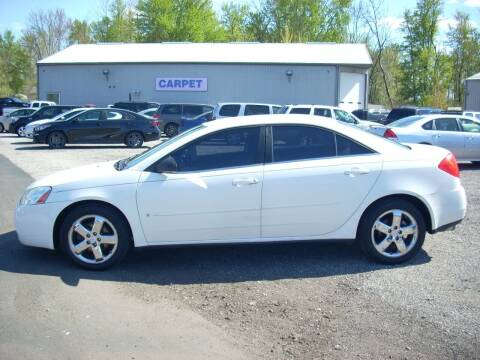 2008 Pontiac G6 for sale at H&L MOTORS, LLC in Warsaw IN