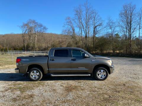 2007 Toyota Tundra for sale at Tennessee Valley Wholesale Autos LLC in Huntsville AL