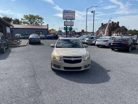 2011 Chevrolet Cruze for sale at CARMART Of Dover in Dover DE