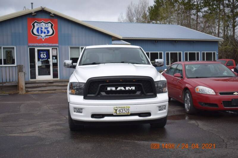 2012 Dodge Ram Pickup 1500 for sale in Mora, MN