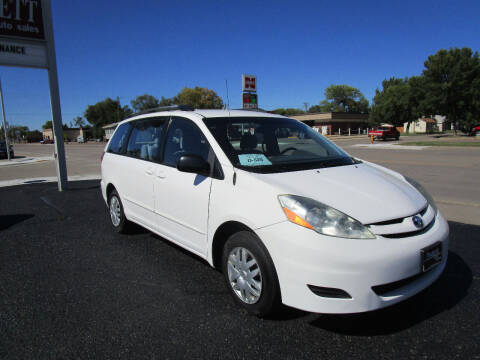 2006 Toyota Sienna for sale at Padgett Auto Sales in Aberdeen SD