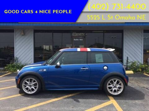 2005 MINI Cooper for sale at Good Cars 4 Nice People in Omaha NE