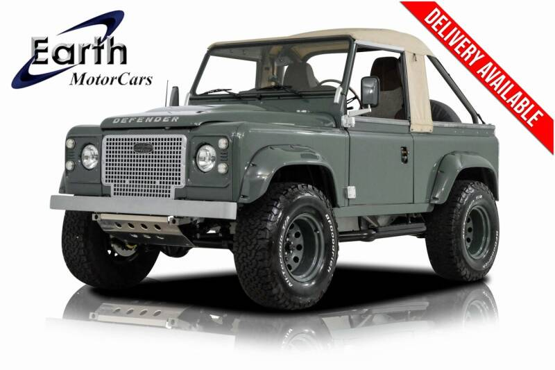 1989 Land Rover Defender for sale in Carrollton, TX