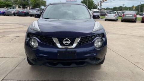 2015 Nissan JUKE for sale at Auto Limits in Irving TX