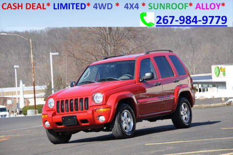 2004 Jeep Liberty for sale at T CAR CARE INC in Philadelphia PA