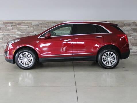 2017 Cadillac XT5 for sale at Bud & Doug Walters Auto Sales in Kalamazoo MI