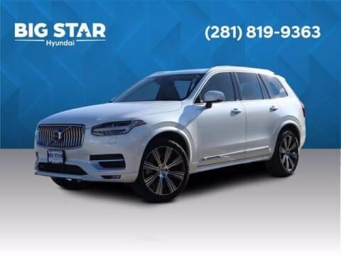 2020 Volvo XC90 for sale at BIG STAR HYUNDAI in Houston TX