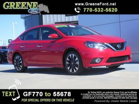2019 Nissan Sentra for sale at Nerd Motive, Inc. - NMI in Atlanta GA