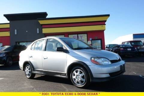 2001 Toyota ECHO for sale at L & S AUTO BROKERS in Fredericksburg VA