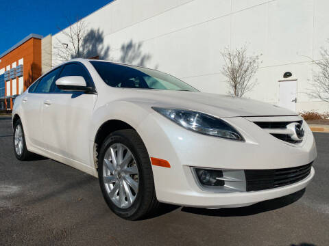 2012 Mazda MAZDA6 for sale at ELAN AUTOMOTIVE GROUP in Buford GA