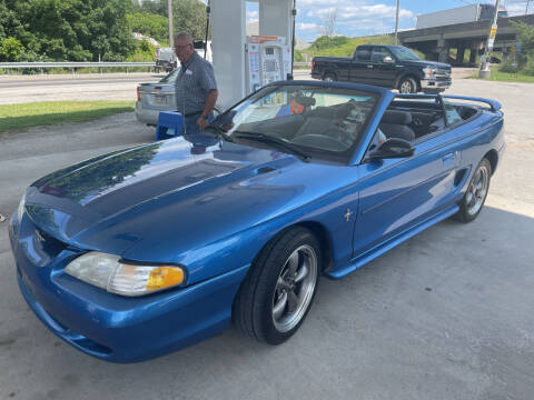 1994 Ford Mustang for sale at Trocci's Auto Sales in West Pittsburg PA