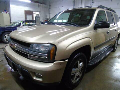 2005 Chevrolet TrailBlazer EXT for sale at C&C AUTO SALES INC in Charles City IA