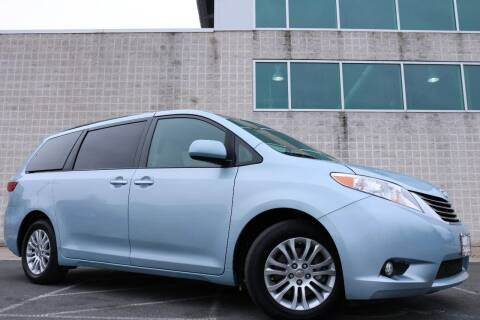 2015 Toyota Sienna for sale at Chantilly Auto Sales in Chantilly VA