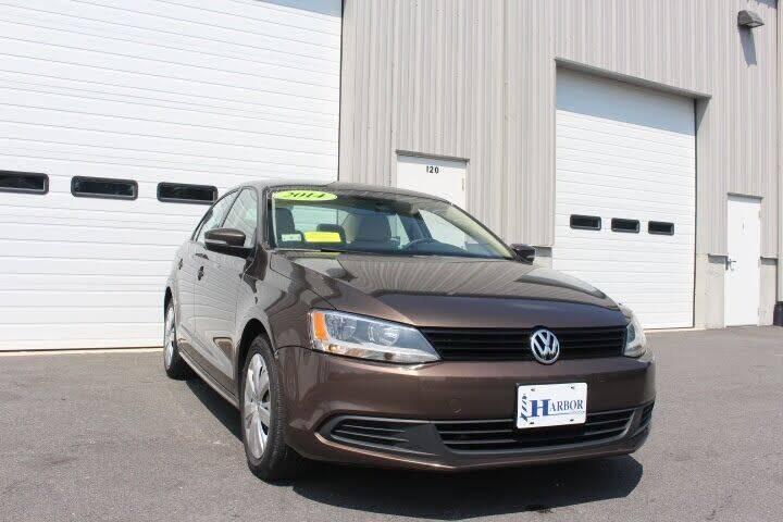 2014 Volkswagen Jetta for sale at Harbor Auto Sales in Hyannis MA