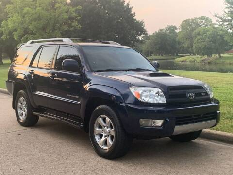 2004 Toyota 4Runner for sale at Texas Car Center in Dallas TX