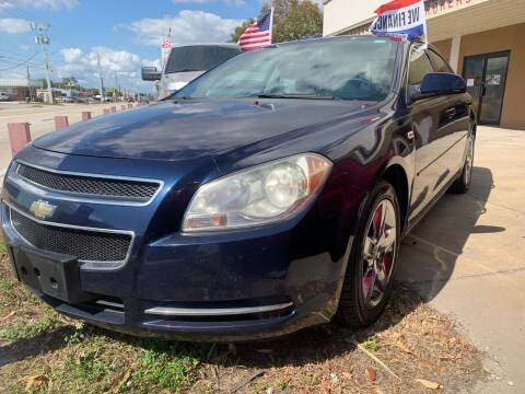 2008 Chevrolet Malibu for sale at Eastside Auto Brokers LLC in Fort Myers FL
