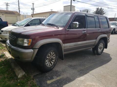 2001 Isuzu Trooper for sale at New Start Motors LLC - Crawfordsville in Crawfordsville IN