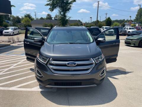 2018 Ford Edge for sale at A & K Auto Sales in Mauldin SC