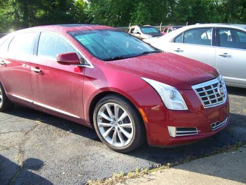 2013 Cadillac XTS for sale at Collector Car Co in Zanesville OH