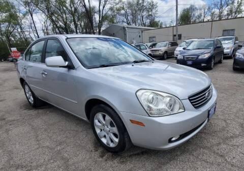 2008 Kia Optima for sale at Nile Auto in Columbus OH
