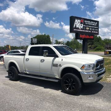 2017 RAM Ram Pickup 2500 for sale at Auto Remarketing Group in Ocala FL