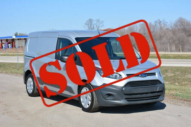 2017 Ford Transit Connect Cargo for sale at Signature Truck Center in Crystal Lake IL