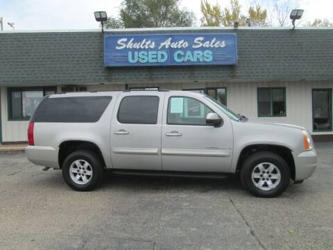2007 GMC Yukon XL for sale at SHULTS AUTO SALES INC. in Crystal Lake IL