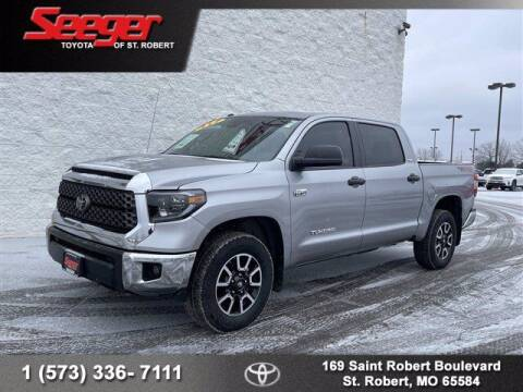 2019 Toyota Tundra for sale at SEEGER TOYOTA OF ST ROBERT in St Robert MO