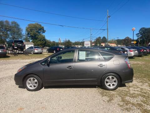 2007 Toyota Prius for sale at Joye & Company INC, in Augusta GA