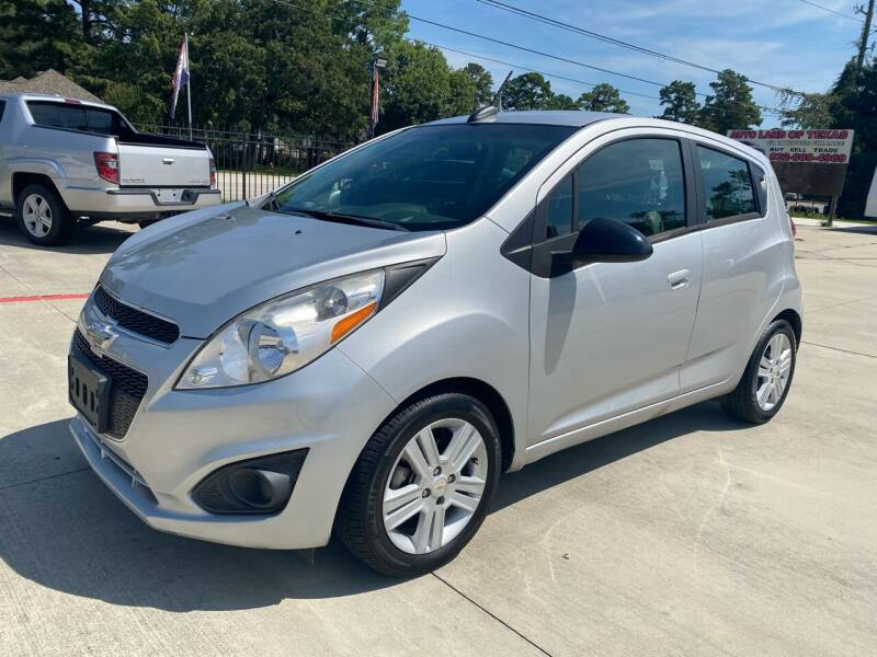 2015 Chevrolet Spark for sale at Auto Land Of Texas in Cypress TX