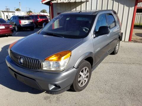 2003 Buick Rendezvous for sale at Key City Motors in Abilene TX
