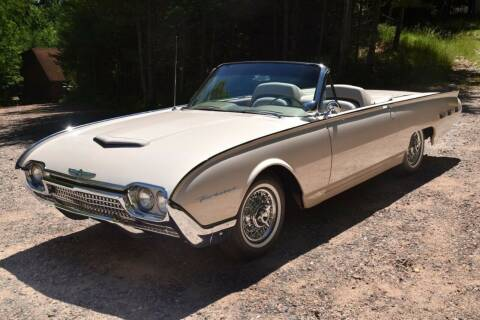 1962 Ford Thunderbird for sale at NJ Enterprises in Indianapolis IN