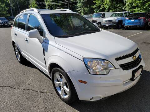 2014 Chevrolet Captiva Sport for sale at Ramsey Corp. in West Milford NJ