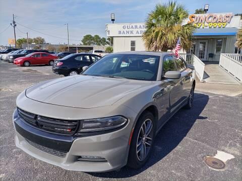 2018 Dodge Charger for sale at Sun Coast City Auto Sales in Mobile AL