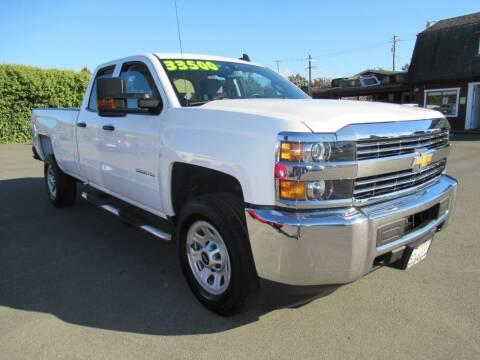 2015 Chevrolet Silverado 3500HD for sale at Tonys Toys and Trucks in Santa Rosa CA