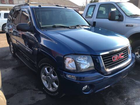 2005 GMC Envoy for sale at Rine's Auto Sales in Mifflinburg PA