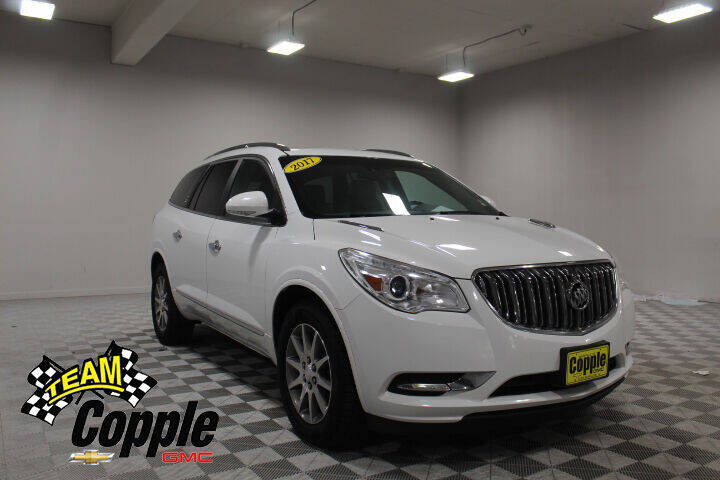 2017 Buick Enclave for sale at Copple Chevrolet GMC Inc in Louisville NE