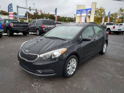 2014 Kia Forte for sale at P J McCafferty Inc in Langhorne PA
