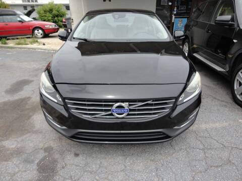 2014 Volvo S60 for sale at HAPPY TRAILS AUTO SALES LLC in Taylors SC