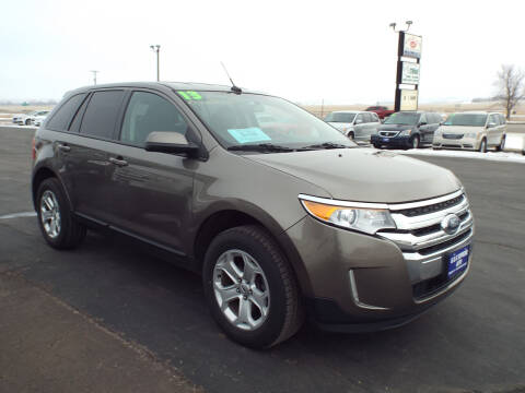 2013 Ford Edge for sale at G & K Supreme in Canton SD
