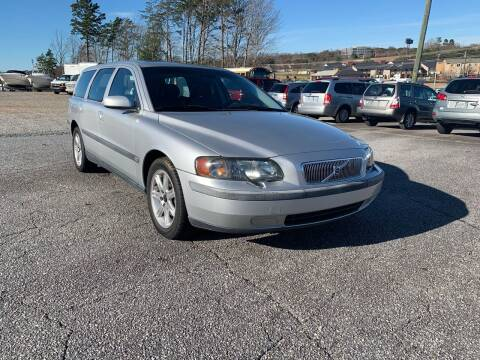 2004 Volvo V70 for sale at Hillside Motors Inc. in Hickory NC
