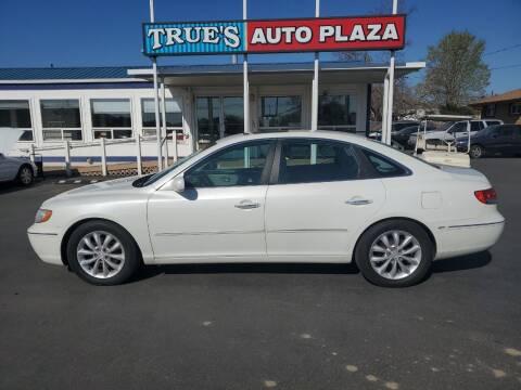 2006 Hyundai Azera for sale at True's Auto Plaza in Union Gap WA