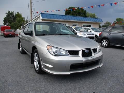 2006 Subaru Impreza for sale at Supermax Autos in Strasburg VA