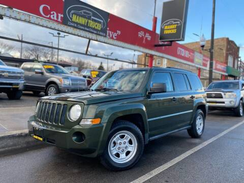 2008 Jeep Patriot for sale at Manny Trucks in Chicago IL